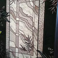 Ковер лотос зелёный с орнаментом 2х3 м., фото 1