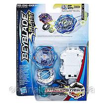 Beyblade Burst Бейблэйд Волчок с пусковым устройством Jinnius J3 Hasbro
