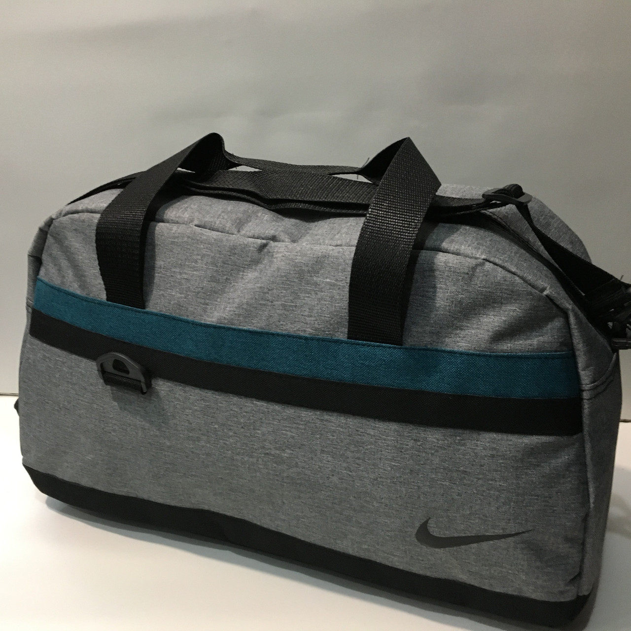 70b618af9814 Сумка спортивная Nike Текстиль Высококлассные/Спортивная- дорожная сумка с  нашивкой (Nike) оптом