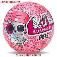 Кукла Лол LOL S4 Питомцы шпионы декодер L.O.L. Surprise! Pets Series 4