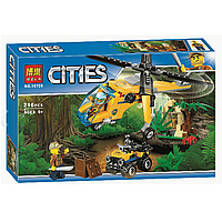 Конструктор BELA Cities: дикие джунгли 216 деталей 10709 (51559)
