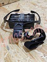 Бинокуляр очки бинокулярные со светодиодной подсветкой 9892B, фото 1