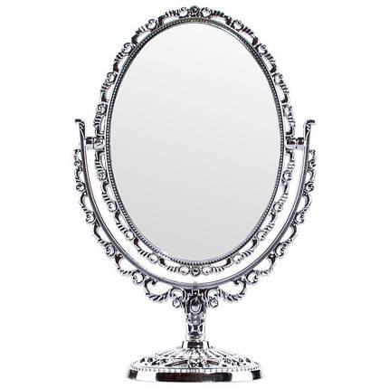 Зеркало косметическое №307, настольное, фото 2