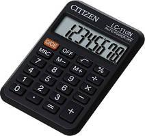 Калькулятор ʺCitizenʺ 8 разрядов. №LC-110N