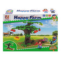 Конструктор JILEBAO Happy Farm: сад 66 деталей 6003 (23776)