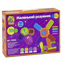 Конструктор игольчатый Fun Game Маленький Умник 8204 (46493)