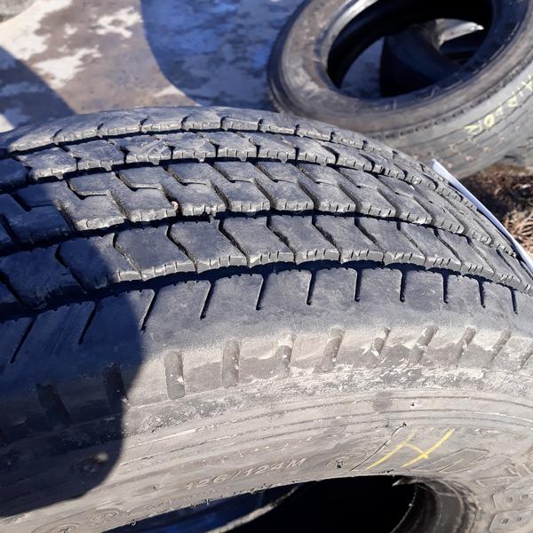 Грузовые шины б.у. / резина бу 215.75.r17.5 Bridgestone M788 Бриджстоун