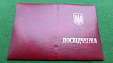 """Медаль """"За оборону Авдіївки"""" с документом, фото 5"""
