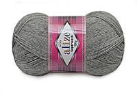 Alize Superwash, №21 Серый меланж