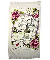 Art of Sultana кухонные полотенца 40x60 (12-шт) махра+велюр, фото 1