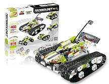 Конструктор р/у SDL Tank 5-в-1 402 детали (2722943976140)