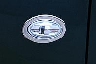 Citroen C3 Picasso Хром обводка поворотника OmsaLine