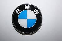 Эмблема БМВ на капот или багажник 83.5мм (турция)
