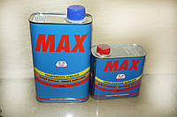 Лак для закрепления узора аквапечати 1л Max, Италия