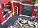 "Конструктор Brick 911 ""Пожежна частина-рятувальні"" компанії, серії (Fire Control Regional Bureau з Resccue), фото 9"