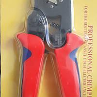 Пресс-клещи HSC8 6-4 для медных наконечников 0,25-6 кв. мм
