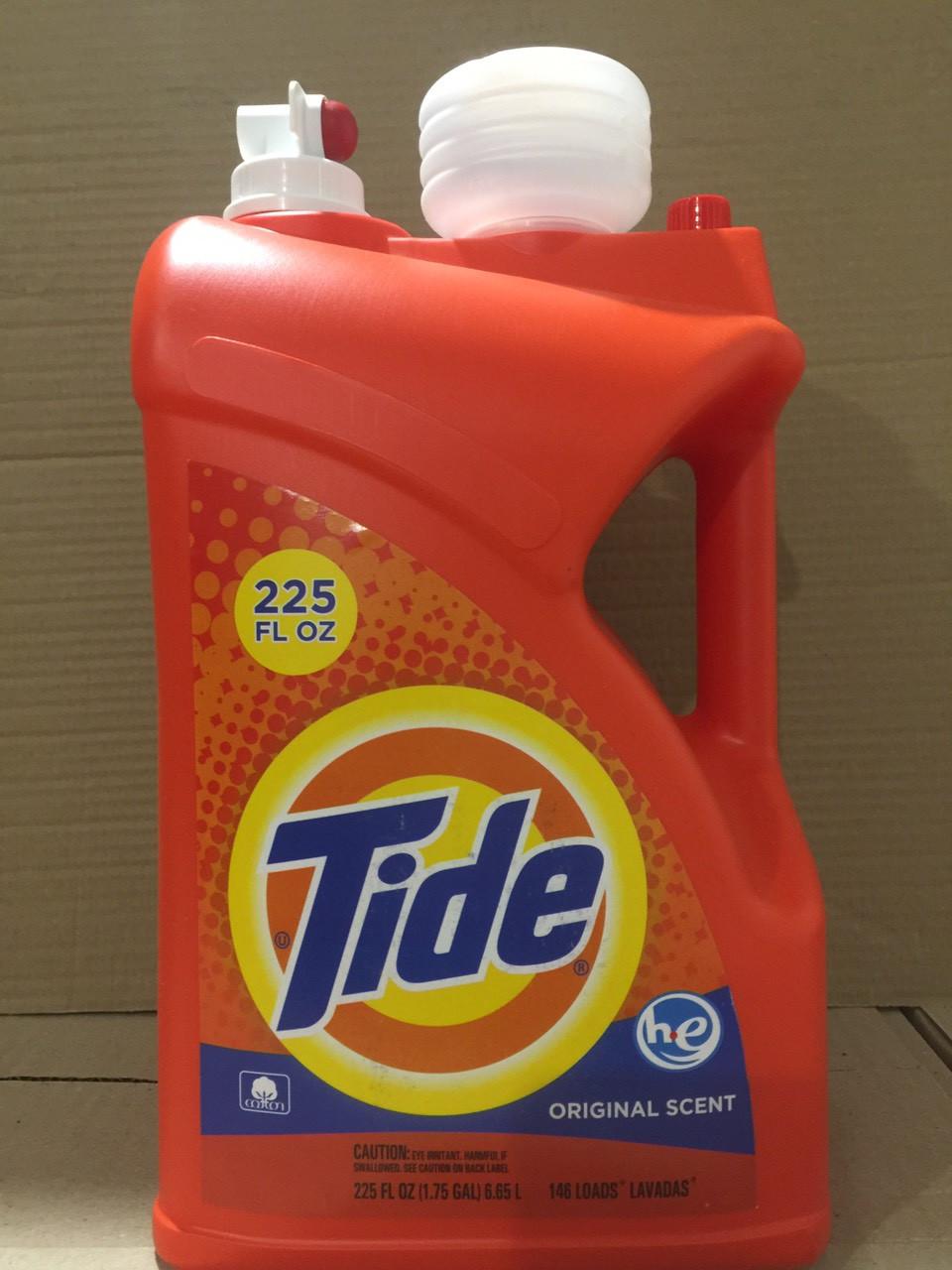 5dfc3aec Гель для стирки Tide , 146 стирок (США), цена 400 грн., купить в ...