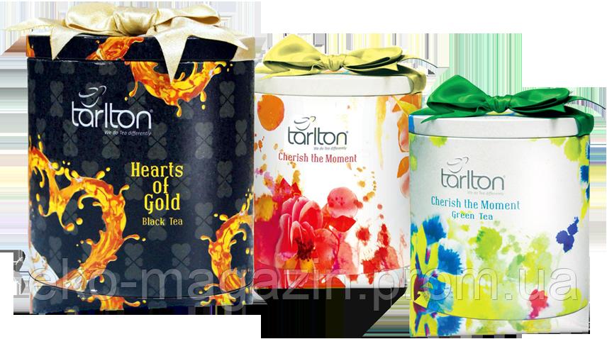 Чай Тарлтон 100гр в ж/б