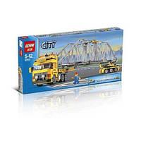 Конструктор из серии Lepin CITIES Длинный грузовик 389 деталей 02041 (51142)
