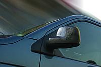 Обложки на зеркала под карбон Volkswagen Т5 Multivan (ABS, Omsa)