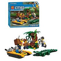 Конструктор BELA Cities: опасные джунгли 106 деталей 10708 (51558)