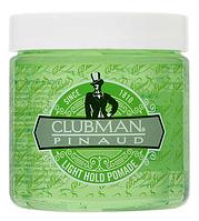 Помада для волос легкой фиксации Clubman Light Hold Pomade, 118 г