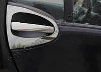Запчасти хромированные на ручки Mercedes Smart 2007↗ (Omsa, 2 шт)