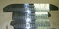 Тюнинг порогов для Mercedes Viano OmsaLine 3 шт