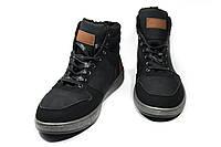 Зимние ботинки (на меху) мужские Vintage (реплика) 18-074 ca6a97716a0af