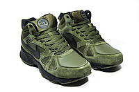 Зимние ботинки (на меху) мужские Nike Air Max 1-020 (реплика) cbb93de711d90