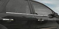 FORD C - MAX Наружняя окантовка стекол (нерж.) 4 шт.