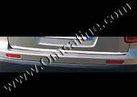 FIAT SEDICI накладка нижней кромки крышки багажника (нерж.)