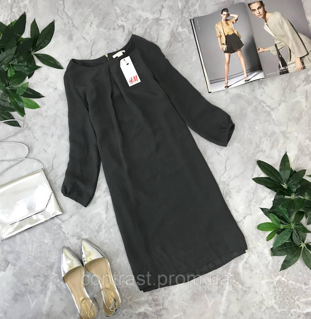 Сдержанное платье прямого кроя от H&M  DR1849161