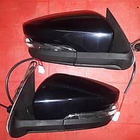 Боковые зеркала на Lada Granta с тросовым приводом. обогревом и повторителем поворота