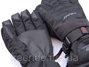 Лыжные зимние теплые перчатки HEAD мужские (M) Replica, фото 3