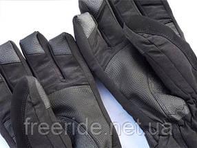 Лыжные зимние теплые перчатки HEAD мужские (M) Replica, фото 2