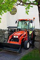 Коммунальный трактор KIOTI EX40CCR