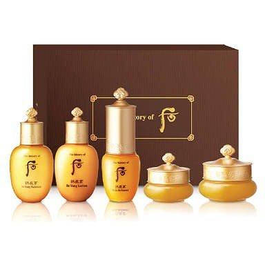 The History of Whoo Набор - Базовый уход из 5 средств Special Gift Set 5 items