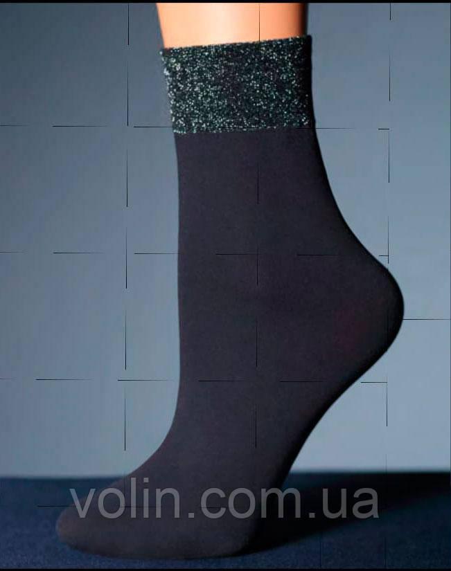 Носки женские с люрексом Giulia MLN 01