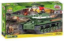 Конструктор COBI 2491 SMALL ARMY Танк IS-2 575 элементов (5902251024918)