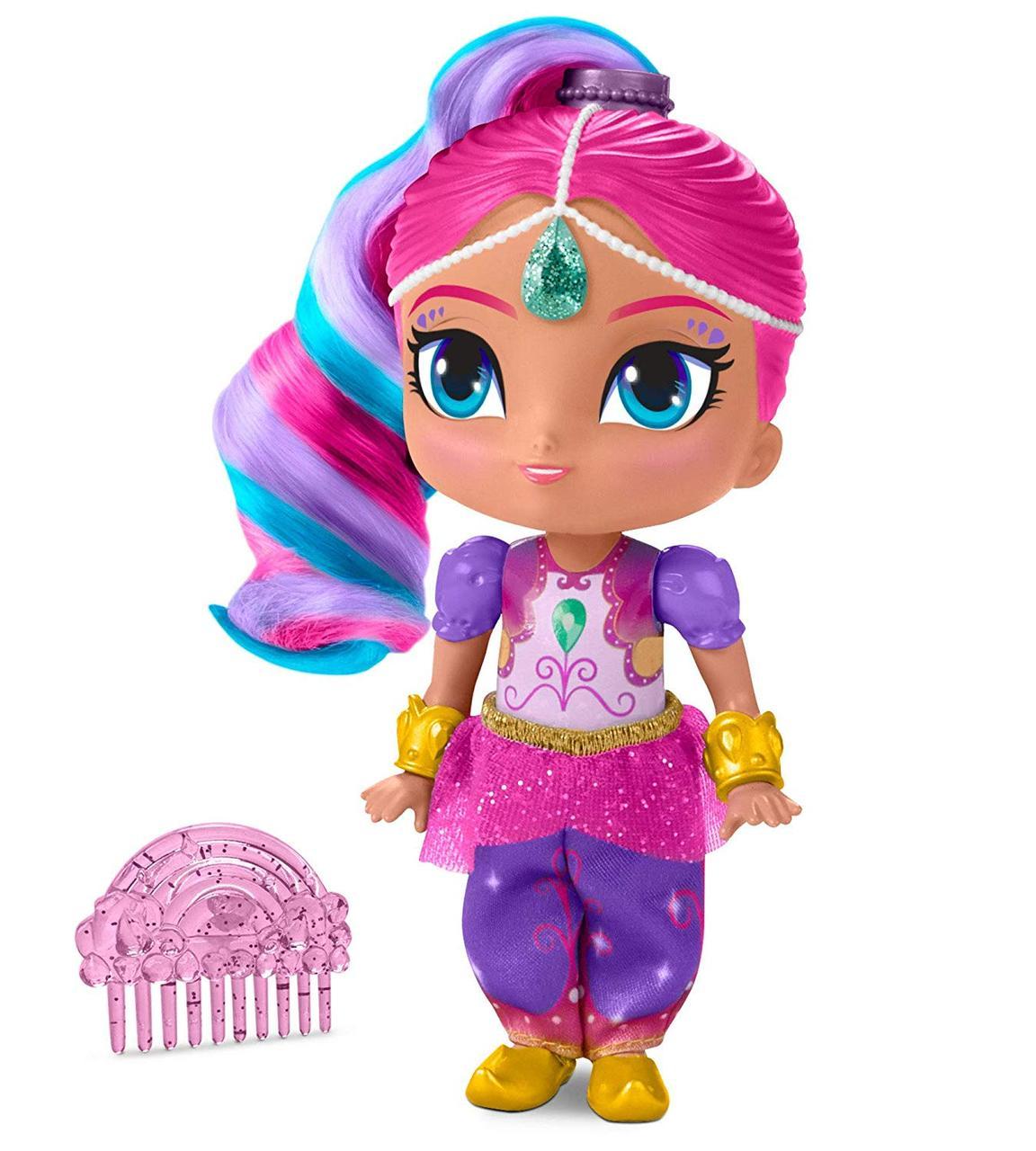 Кукла Fisher-Price Шиммер и Шайн кукла Шиммер радужная FNH25 Shimmer Shine