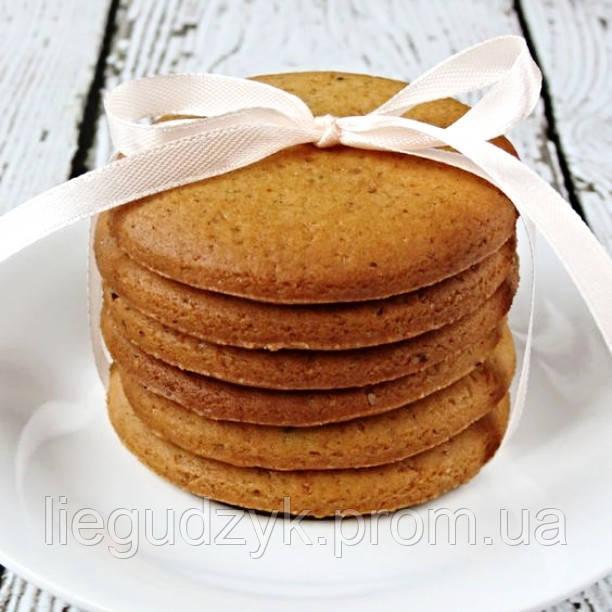 Печиво імбирне для брендування [коло з гладким краєм]