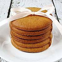 Печиво імбирне для брендування [коло з гладким краєм], фото 1