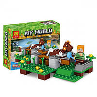 """Конструктор """"Minecraft"""", Майнкрафт, аналог lego, конструкторы, конструктор 33000"""