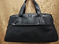 Спортивная дорожная сумка UNDER ARMOU искусств кожа высококачественный сумка Унисекс спортивная и стильный опт, фото 1