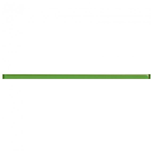 Плитка Opoczno Glass LIGHT GREEN NEW фриз арт.(322410)