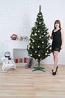 Новогодняя Елка искусственная 220 см, елки искусственные, елочка , фото 1