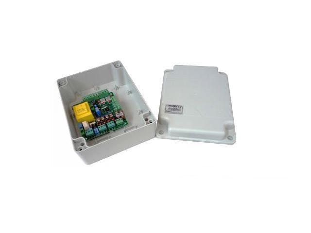 Roger A60/A - Блок управления для двух приводов, с разъемом SM для подключения радиоприемника