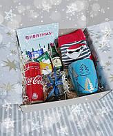 """Подарочная коробка """"Новогодняя сказка"""""""