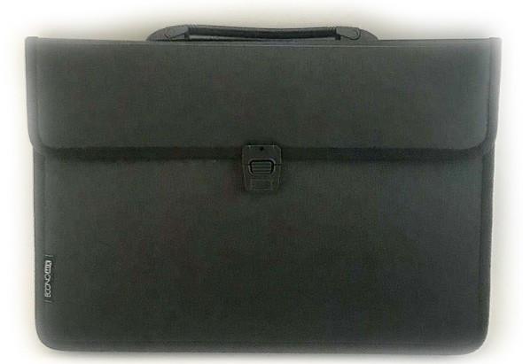 Портфель пластиковый 2 отделения В6 Е31606